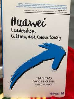 Huawei book - leadership, culture and connectivity