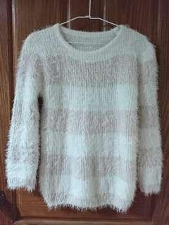 📣服飾任3件9折喔!條紋針織毛衣