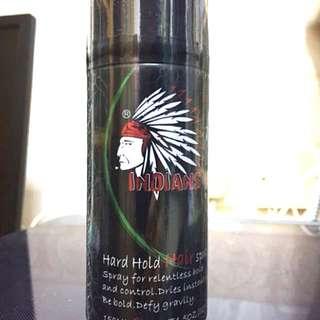 INDIANS Hair Spray 頭髮定型噴霧
