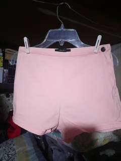 High-waisted forever21 shorts