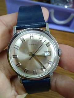 Vintage Timex Gent Watch
