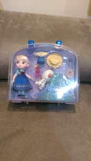 🚚 只玩過ㄧ次愛莎手提盒玩具
