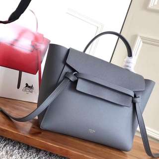 Celine Nano Belt Bag Grained Calfskin (Just Look At The Price Without Looking At Quality,Please Bypass,Tq.)