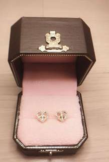 Juicy Couture Sample Earrings
