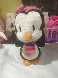 Penguin stuff toy