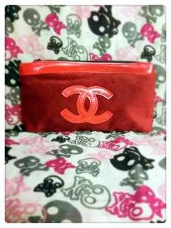 Chanel.全新.品牌.化妝袋.禮物.Chanel Gift Bag