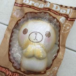 ibloom bread doll squishy