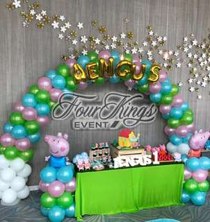 Cheap Balloon Arch Decor