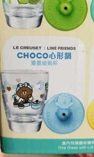 7-11 Line Friends x Le Creuset 柸
