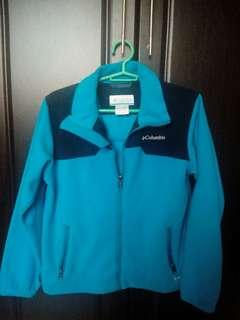 Kids fleece jacket (columbia)