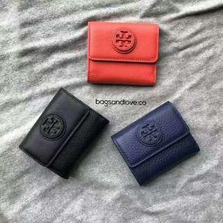 Tory Burch marion mini wallet