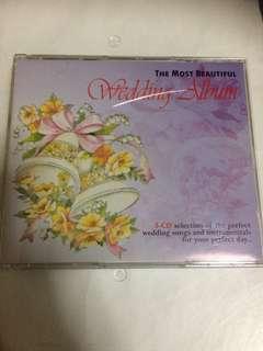 Cd 31 Wedding CD Album