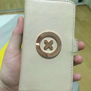 Mimco iphone 6 purse case