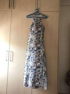 Love bonito floral maxi dress