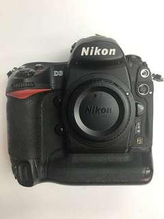 Nikon D3淨機身