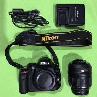 NIKON D5100 DSLR (PROFESSIONAL CAMERA)