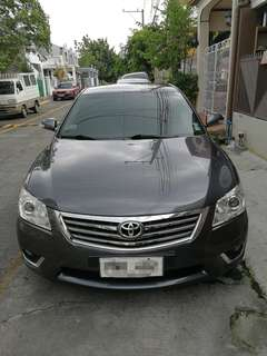 Silver Grey Camry 2011 For Sale