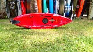 Kayak hobie mirage 9.7 ft X 29.5 inc