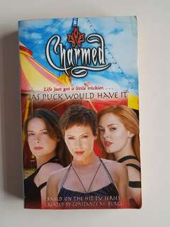 [Book] Charmed: As Puck Would Have It