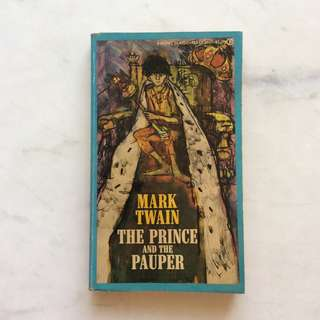 The Prince and Paiper by Mark Twain