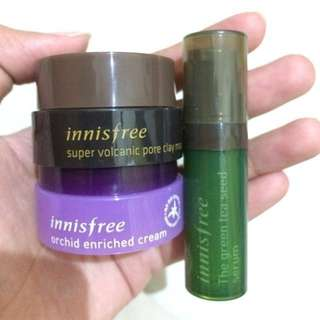 NEW! Innisfree Best Collection Kit