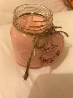手工香氛蠟燭 精油 生日禮物