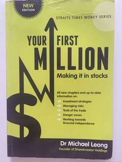 YOUR FIRST MILLION Making it in stocks