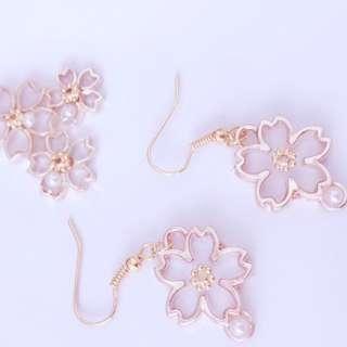 Sakura necklaces