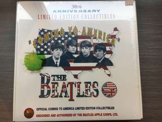 Brand New Sealed THE BEATLES 30th Anniversary Collectables