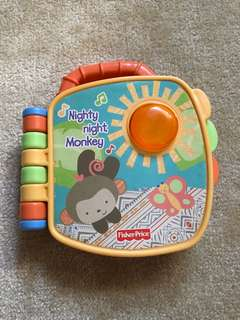 Fisher Price Learning Book