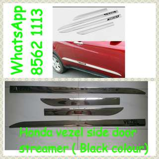 Honda Vezel side door streamer  (ABS)