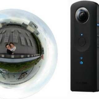 [全新] Ricoh Theta SC 360°相機