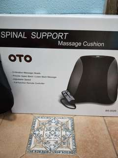 Spinal Massager w/remote control