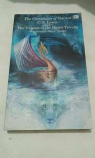 The Voyage of the Dawn Treader by CS Lewis (Chronicles of Narnia)