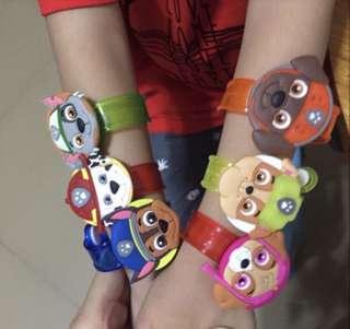 Light-up kids' hand wrists Paw Patrol (PO)