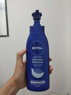 Nivea body lotion #JAPANDAYS2018