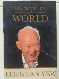 ONE MAN'S VIEW OF THE WORLD (HARDCOVER)