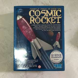 educational games: science rocket