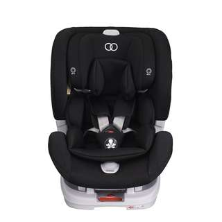 Koopers Boston Isofix Car Seat BLACK☻🕴