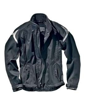 BMW Comfort Shell Jacket Size 48 -100% waterproof no matter how drenching and long the downpour but still comfortable in the heat of summer