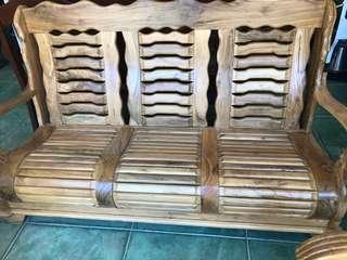 Sala Set Antique Furniture (negotiable)