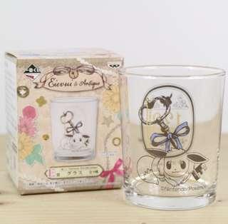 Looking for Banpresto Ichiban Kuji Antique Eevee Eievui Glass Cup Mug