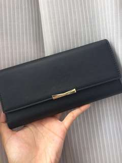 Long Wallet Miniso - Dompet Miniso