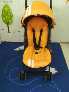 Mini easy walker stroller