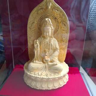 Guan yin Buddha in medium size. New