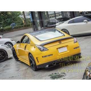 04年 Nissan 日產 350z 黃