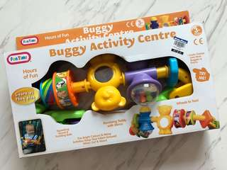 Fisher Price Buggy Activity Center