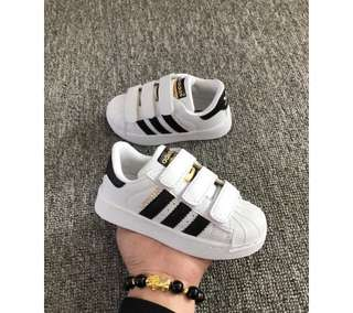 [PO] Adidas Superstar Kids with Strap