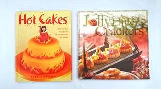 Baking recipe books