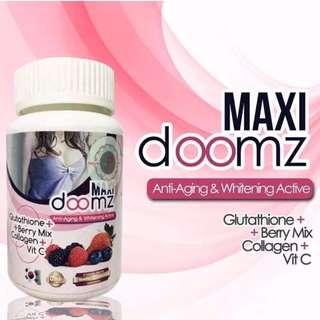 MAXIDOOMZ (FREE SHIPPING MANILA ONLY)